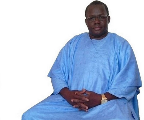 les travaux occultes du marabout africain Hadj Salim à Paris