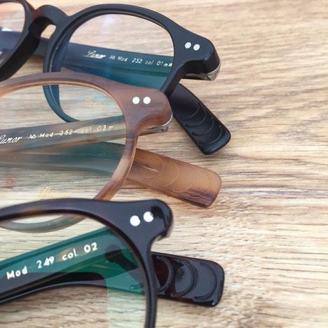 Lunor Brillen bei Optiker Zacher in Erfurt