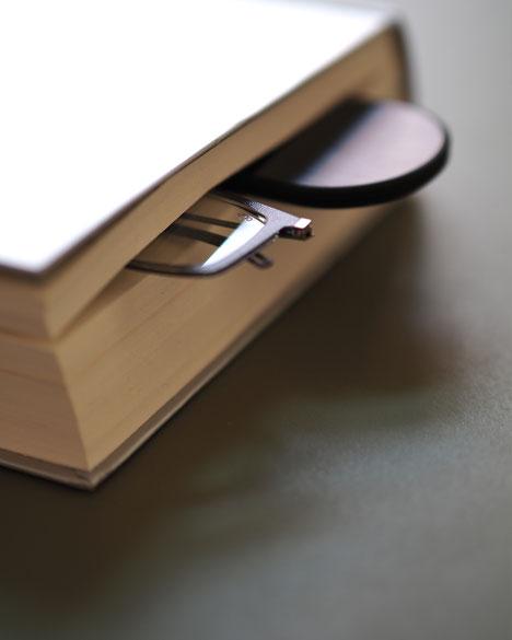 Thin Optics die dünnste Lesebrille der Welt bei Zacher