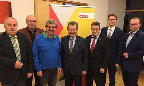 CDU Bezirksvorstand Osthessen