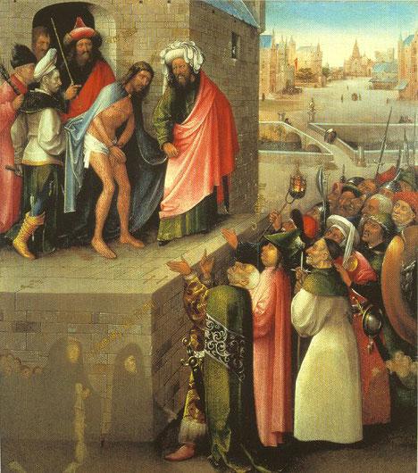 Иероним Босх - самые известные картины художника