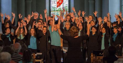 Gospel im Werdenberg 18. Mai 2014