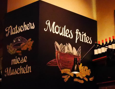 Flatscher's Bistro - ein Besuch in Paris mitten in Wien!