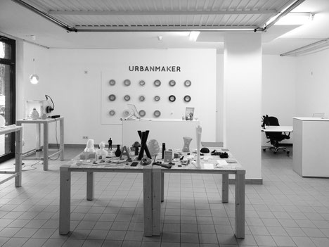 """Der 3D-Druck Store in Münster """"URBANMAKER"""""""