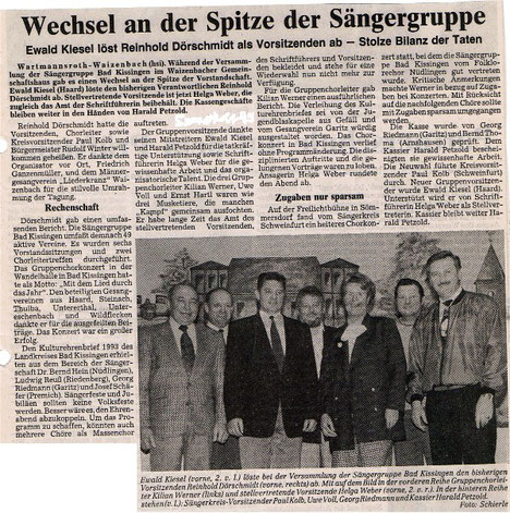 JHV Waizenbach 1993