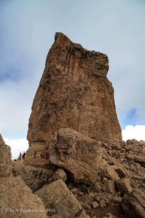 Gran Canaria Schönste Orte Roque Nublo