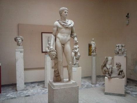 Остия антика Рим