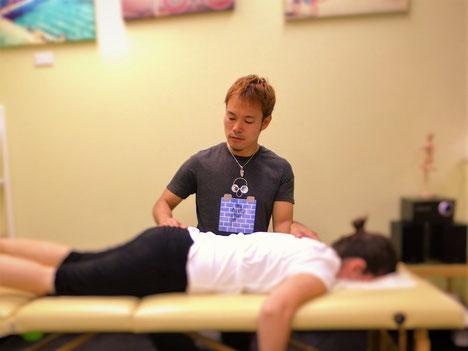 身体全体を診る「ホリスティック・アプローチ」にて、身体全体のバランスを整えます!