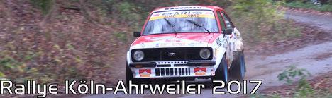 Rallye Köln-Ahrweiler 2017
