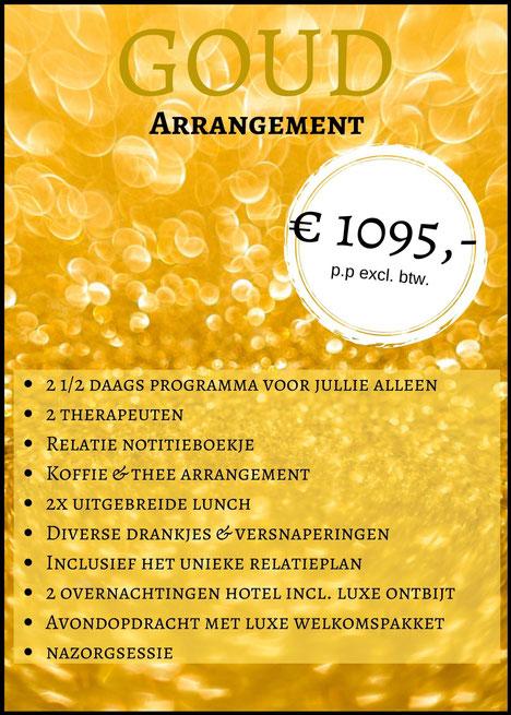 Directe begeleiding bij een Huwelijkscrisis met overnachtingen en relathietherapeuten Kim Kromwijk en Jeroen Kromwijk