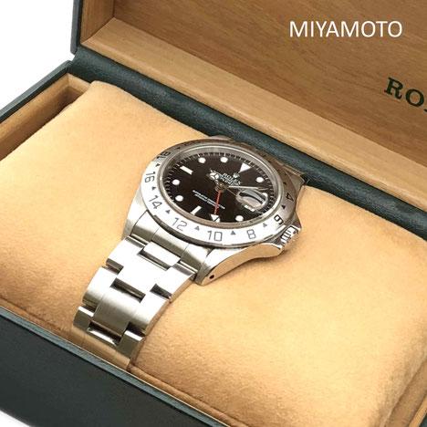 大分市 腕時計電池交換・修理 ミヤモト