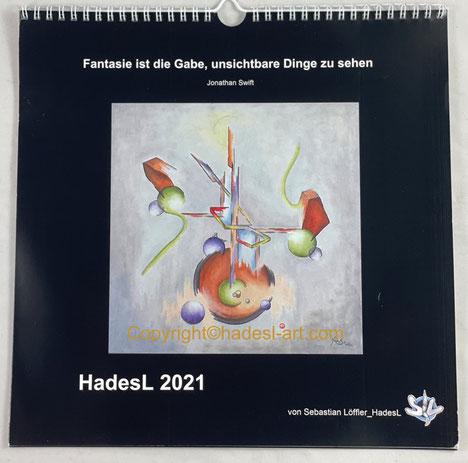 """Kalender 2021"" von Sebastian Löffler_HadesL"