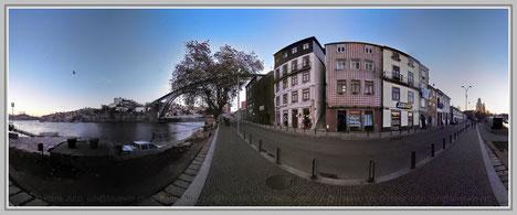 Porto 2, Portugal; Hans Jutzi; Panormaphotografie; PTGui; Bildershop