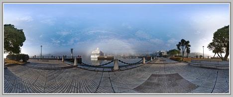 La Coruna 7, Spanien; Hans Jutzi; Panormaphotografie; PTGui; Bildershop