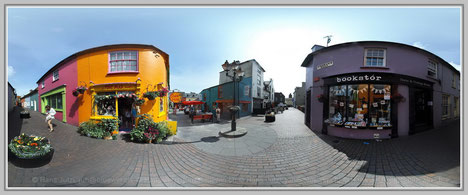 Kinsale, Irland; Hans Jutzi; Panormaphotografie; PTGui; Bildershop