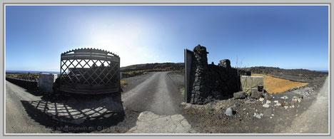 Funcaliente, La Palma; Hans Jutzi; Panormaphotografie; PTGui; Bildershop