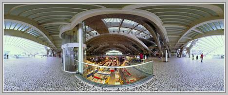 Lissabon, Oriente, Portugal; Hans Jutzi; Panormaphotografie; PTGui; Bildershop