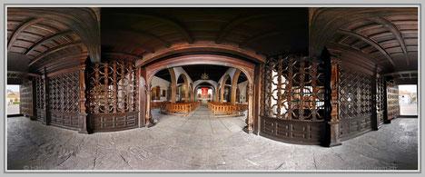 San sebastian de la Comera 2, La Comera; Hans Jutzi; Panormaphotografie; PTGui; Bildershop