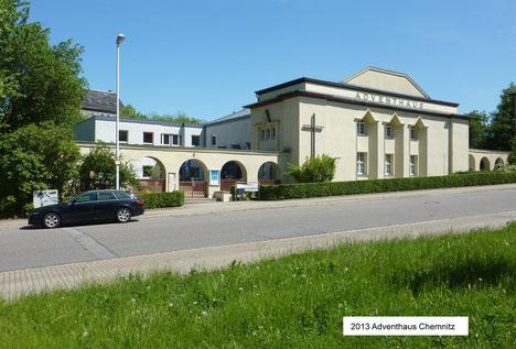 Adventhaus, Hans-Sachs-Str. 9, 09126 Chemnitz