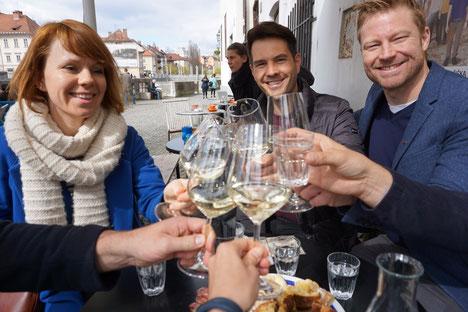 ワイン スロベニアワイン スロベニア リュブリャナ