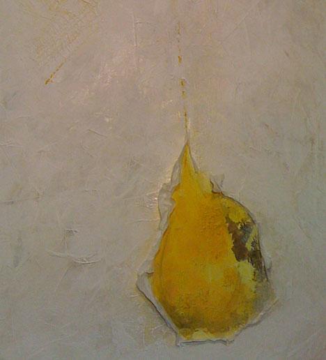 Implosion, gelb, weiß, Naturgewalt