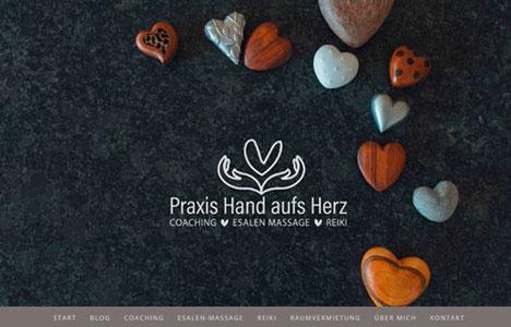 Praxis Hand aufs Herz, Stéphanie Cabré Pardo, Uetendorf