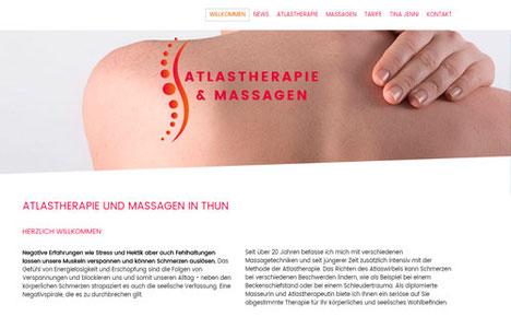 Atlastherapie Tina Jenni Thun