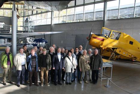 IG Luftfahrt, Lorenzreisen, Foto v. Mirko Schinnerling,