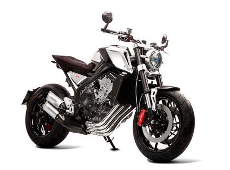 2016 Honda B4 Concept