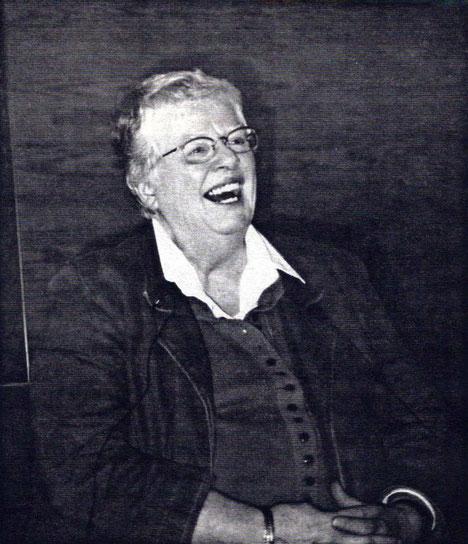 Photo taken from The White Horse Journal - February 1996. Photo taken by Vicki Warner