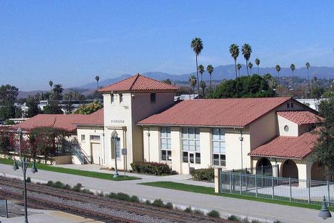 Pomona Railway Station