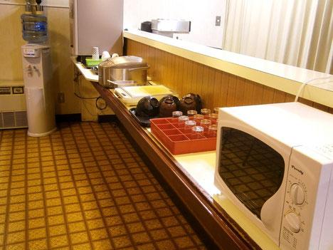 別海パークホテル 食堂