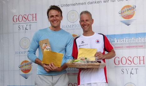 Mario Richter & Percy Rowlin