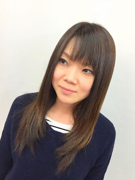 横浜・美容室YUME-YUI ☆ヘアカラーの楽しみ方って色々とあるのよ