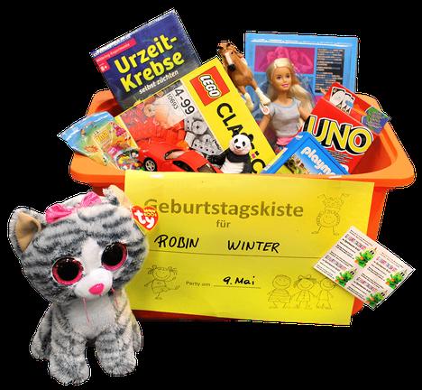 Spielwaren-Kröll - Geburtstagskiste