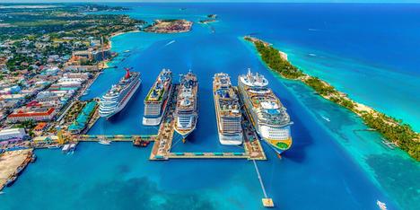 Cruiseships Bahamas