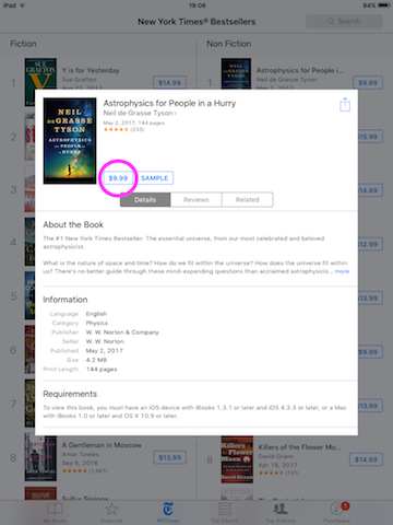 download book from iBooks