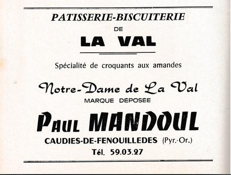 Publicité en 1974