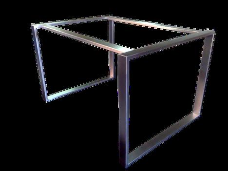 Estructura para mesa
