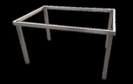 Estructura para mesa acero inoxidable a medida economica y barata
