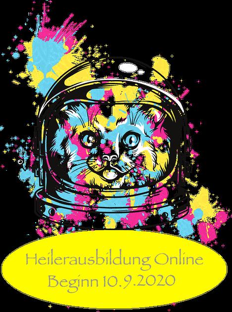 online Heilerausbildung beginn 10.9.2020