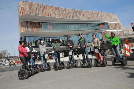 Segway Gruppentour Mönchengladbach