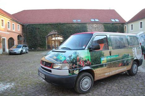 So reiste die Pflügergemeinschaft Ortenau zur Wintertagung 2012 nach Dresden an