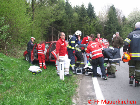 © Freiwillige Feuerwehr Mauerkirchen