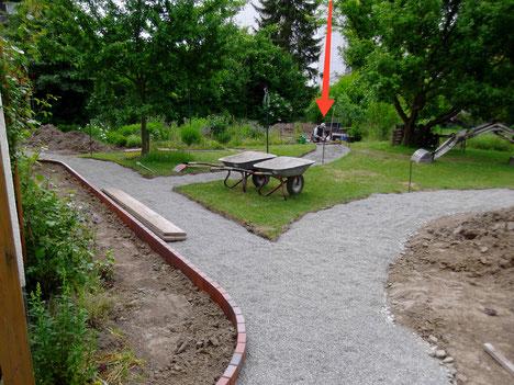 Korfmacher Gartengestaltung arbeitet weiter während Corona-Krise.