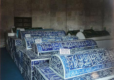 Sultan Alaaddin Keykubat Türbesi Konya