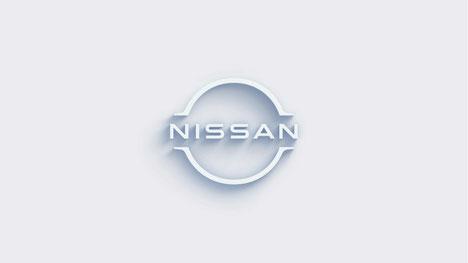 logo NISSAN 2021