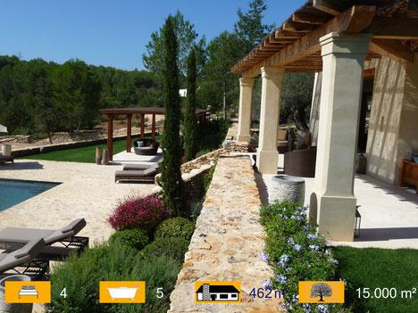 Haus Ibiza mit Pool kaufen