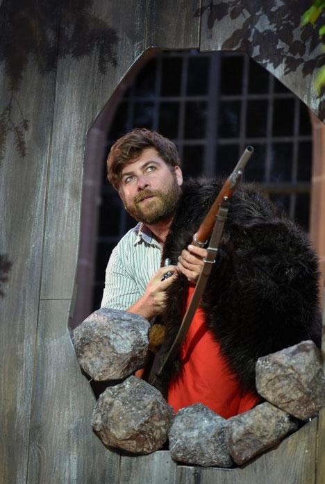 Franz Josef Strohmeier als Bären-Joseph