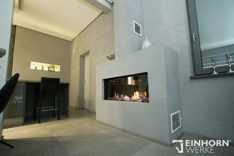 Torino Beton Betonoptik Spachtelmasse für Zeitlose Oberfächen